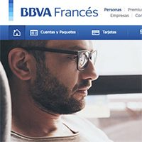 Banco Francés Home Banking